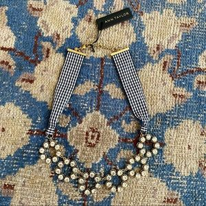 NWT Ann Taylor Statement Necklace